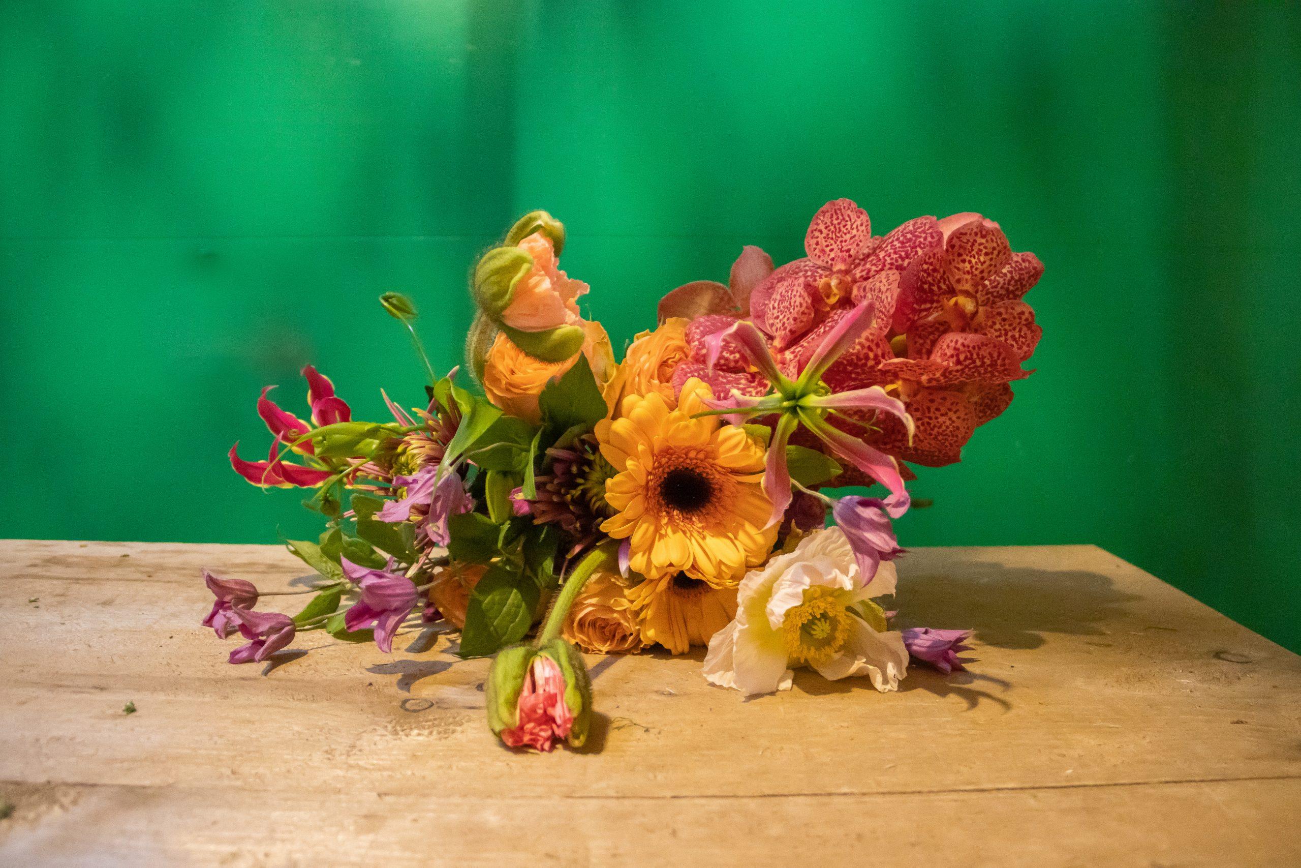 Leafs Flower Arts