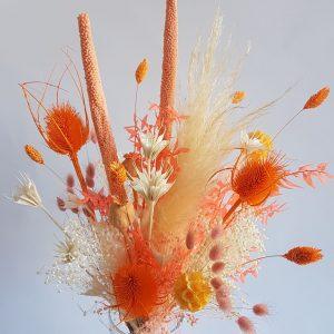 Droogboeket droogbloemen driedflowers bloemen bestellen heemskerk uitgeest limmen heiloo akersloot alkmaar bloemen bezorgen in heel nederland