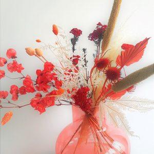 Leafs Flower Art Uitgeest bruidsboeket heemskerk trouwboeket castricum alkmaar limmen heiloo