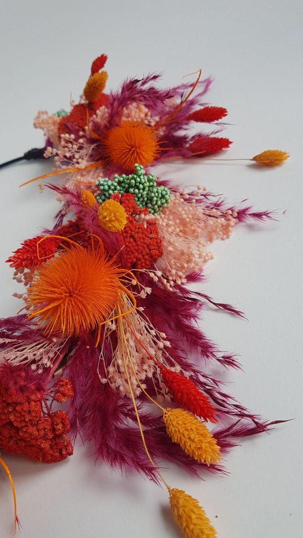 droogbloemen Droogbloemenkrans webshop bestellen uitgeest heemskerk castricum limmen heiloo alkmaar
